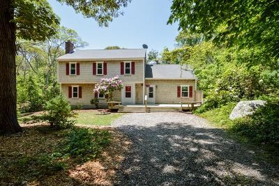 Single Family Home For Sale: 15 Hackmatack Way