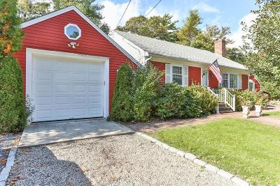 Barnstable Single Family Home For Sale: 766 Putnam Avenue