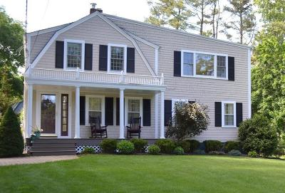 Duxbury Single Family Home Contingent: 508 Bay Rd