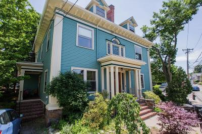 Boston Single Family Home Contingent: 2 Florence Street