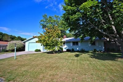 Holbrook Single Family Home Contingent: 19 Virginia Road