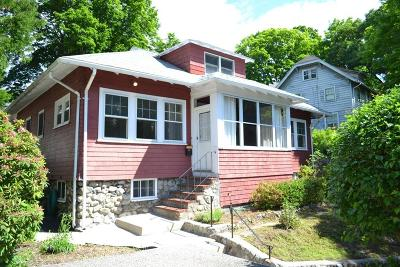 Melrose Single Family Home For Sale: 100 Lynn Fells Parkway