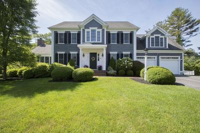 Scituate Single Family Home Contingent: 30 Beech Tree Farm Road