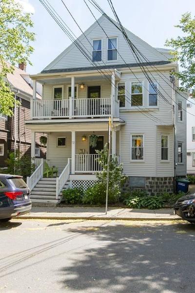 Condo/Townhouse Contingent: 72 Lexington Avenue #2