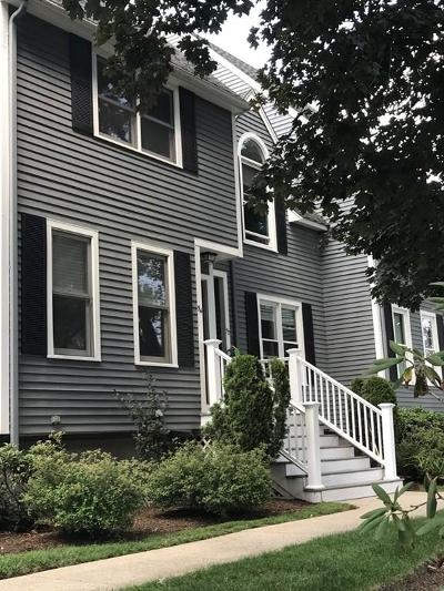 Natick Condo/Townhouse Under Agreement: 54 South Main St #54