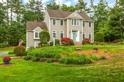 Mansfield Single Family Home Under Agreement: 11 Jameson Ct