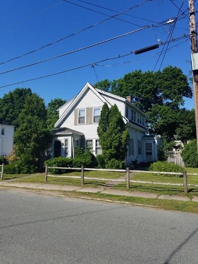 Whitman Multi Family Home Back On Market: 20 Laurel St