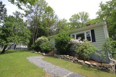 Ashland Single Family Home Under Agreement: 21 Cordaville Road