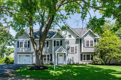 Natick Single Family Home For Sale: 11 Wentworth Rd