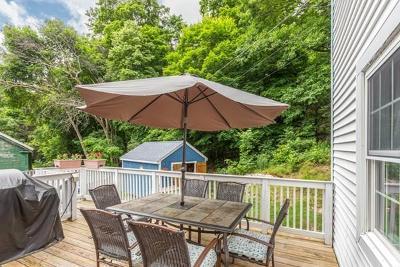 Melrose Single Family Home For Sale: 204 R Washington Street