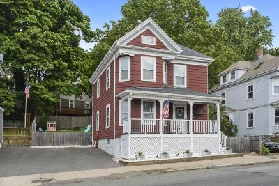 Beverly Single Family Home Under Agreement: 76 Essex St