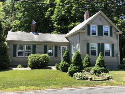 Middleboro Single Family Home Under Agreement: 132 North St