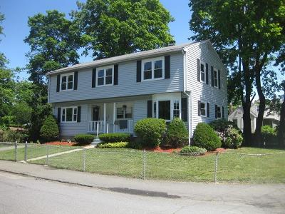Abington Single Family Home Contingent: 144 Bank Street