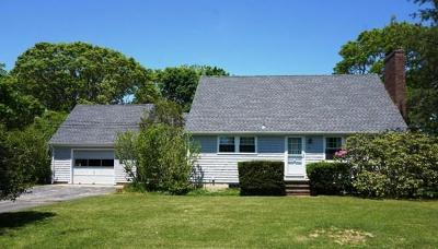 Falmouth Single Family Home For Sale: 50 Terry Lou Ave