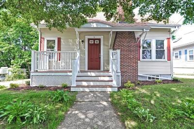 Peabody Single Family Home Under Agreement: 16 Howard Ave