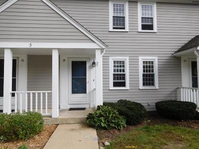 Halifax Condo/Townhouse Contingent: 39 Twin Lakes Dr #39