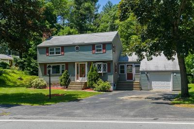 Burlington Single Family Home Contingent: 40 Mill Street