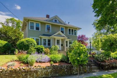 Medford Single Family Home Under Agreement: 21 Jackson Rd