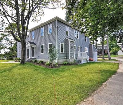 Natick Condo/Townhouse For Sale: 28 Marion Street #B
