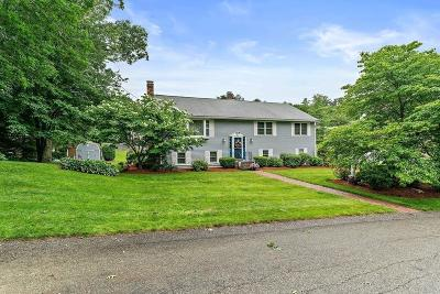 Weymouth Single Family Home Under Agreement: 31 Goodrow Rd