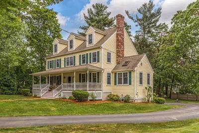 Reading MA Single Family Home For Sale: $949,900