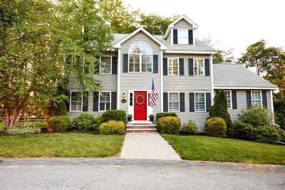 Billerica Single Family Home Contingent: 5 Sabbatia Ln