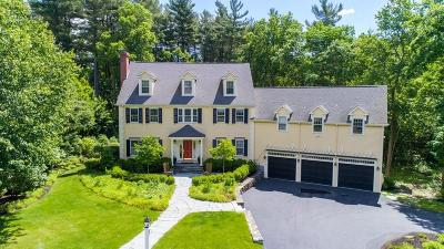 Needham Single Family Home For Sale: 33 Burr Dr