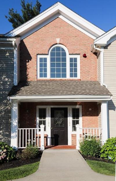 Wakefield Condo/Townhouse For Sale: 410 Salem Street #1105