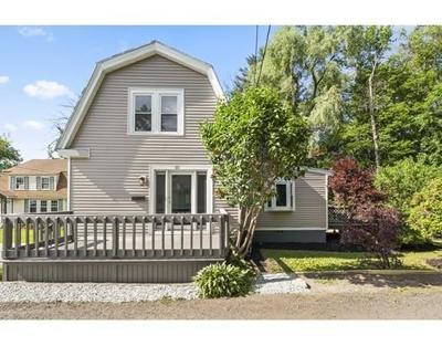 Ashland Single Family Home Under Agreement: 10 Nash Ave