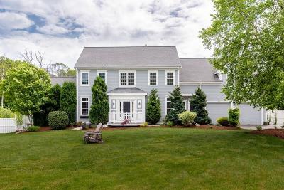 Scituate Single Family Home For Sale: 78 Walnut Hill Dr