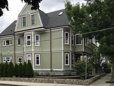 Condo/Townhouse Under Agreement: 210 Willow Ave #3