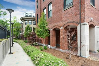 Brookline Condo/Townhouse For Sale: 110-112 Cypress St #211