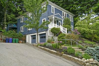 Newton Condo/Townhouse Under Agreement: 53 Ripley St #1