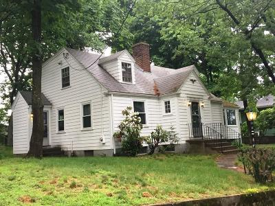Arlington MA Single Family Home Under Agreement: $839,900
