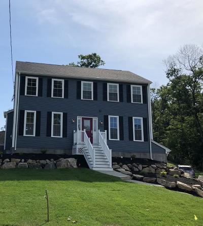 Attleboro Single Family Home For Sale: 533 Tiffany