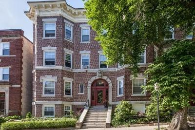 Brookline Condo/Townhouse For Sale: 80 Browne St #2