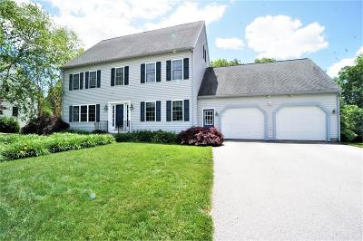 Worcester Single Family Home For Sale: 24 Blackthorn Dr