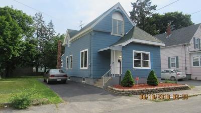 Methuen Single Family Home For Sale: 12 Dewey St