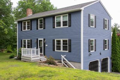 Beverly Single Family Home Under Agreement: 11 Old Rubbly Rd.