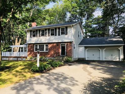 Holliston Single Family Home For Sale: 93 Karen Circle