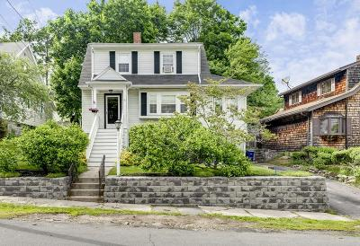 Braintree Single Family Home Under Agreement: 30 Edge Hill