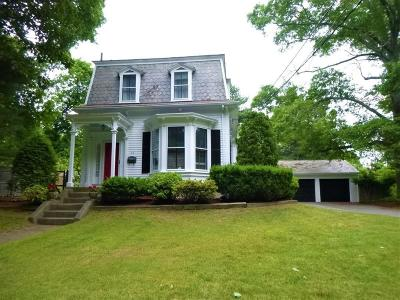 Framingham Single Family Home Under Agreement: 75 Stearns Street