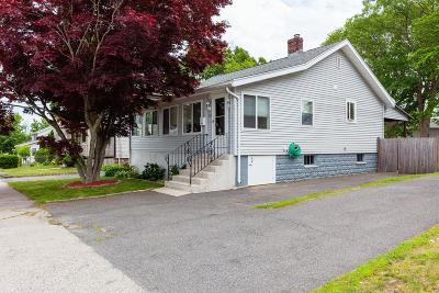 Braintree Single Family Home Under Agreement: 26 Bickford Rd