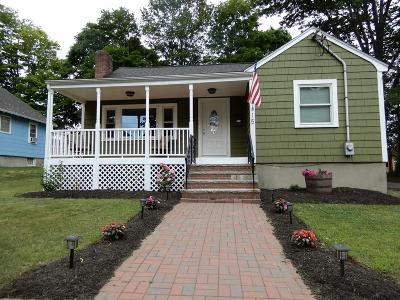 Stoneham Single Family Home Contingent: 15 Norval Ave