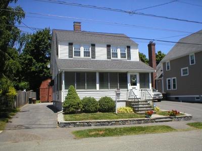 Stoneham Single Family Home For Sale: 19 Everett St