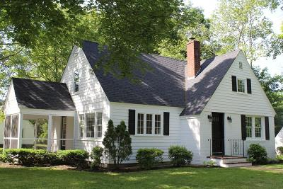 Westborough Single Family Home Under Agreement: 14 Fisher Street