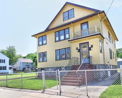 Multi Family Home For Sale: 23-25 Orange St