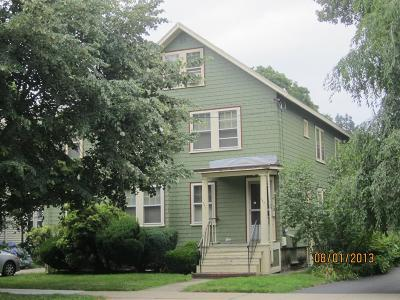 Newton Multi Family Home For Sale: 241 - 243 Tremont St