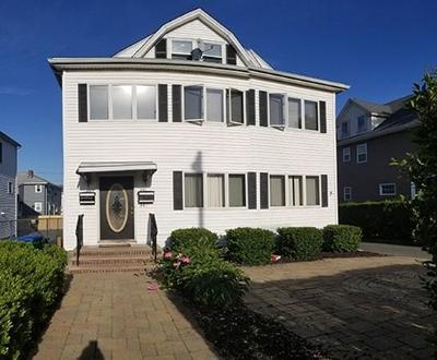 Medford Rental For Rent: 881 Fellsway #1