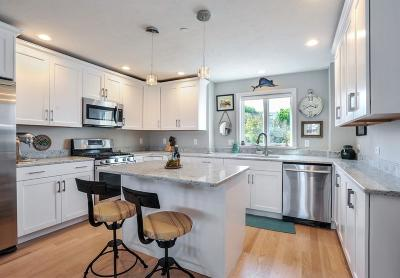 Hull Condo/Townhouse For Sale: 7 Bay Street #8